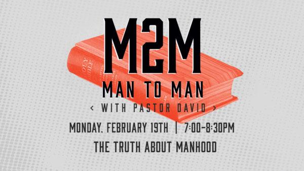 M2M: Man to Man