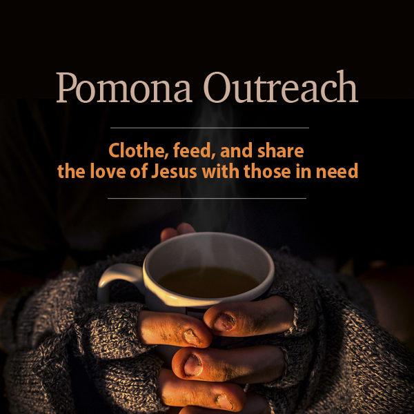 Pomona Outreach | May 26