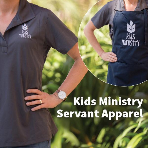 Kids Ministry Apparel