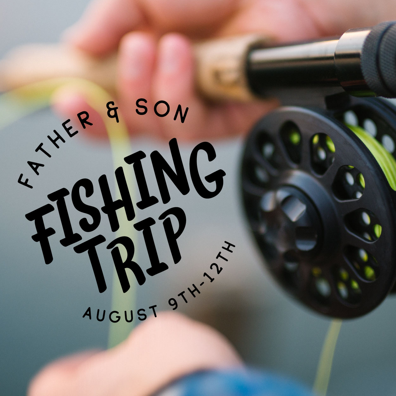 Fishing Trip Graphic