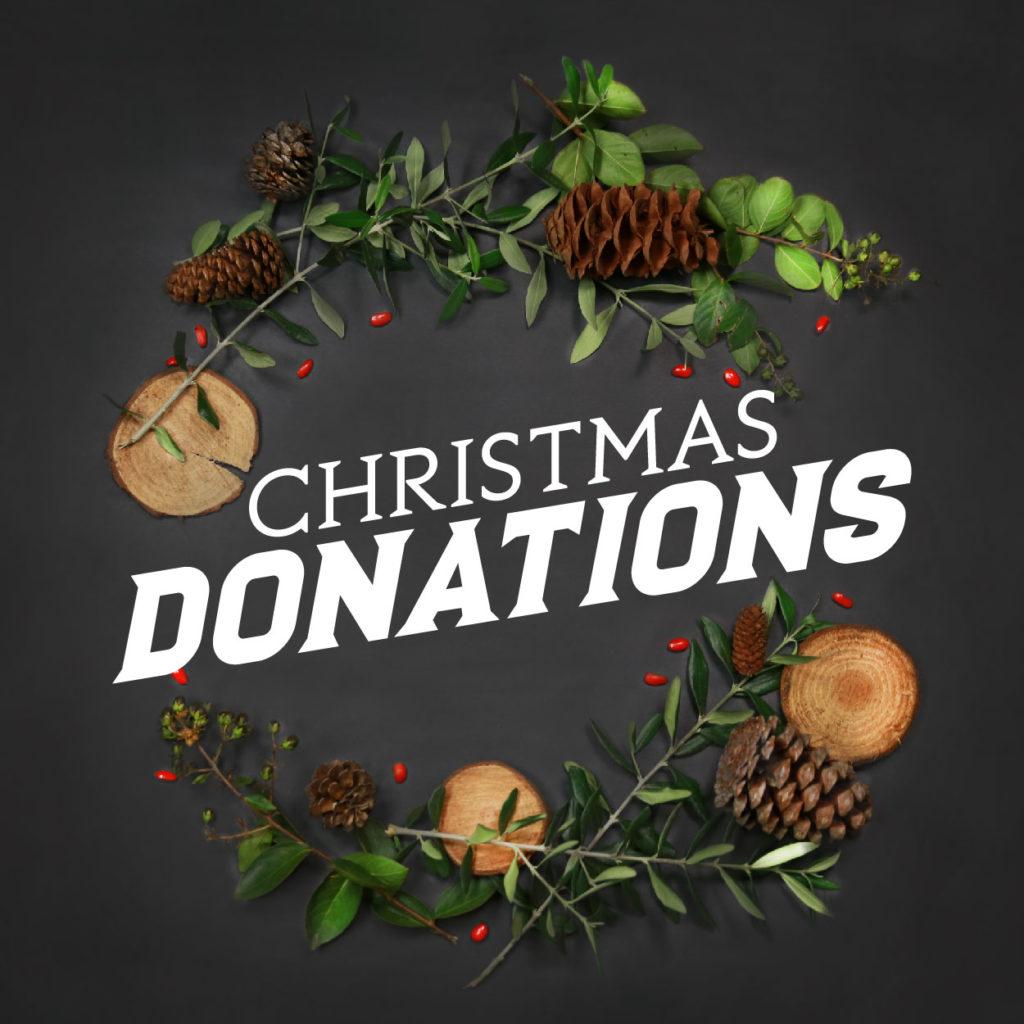 christmas donations - Ccv Christmas Services
