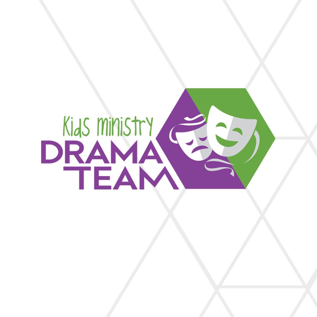 Kids Ministry Drama Team
