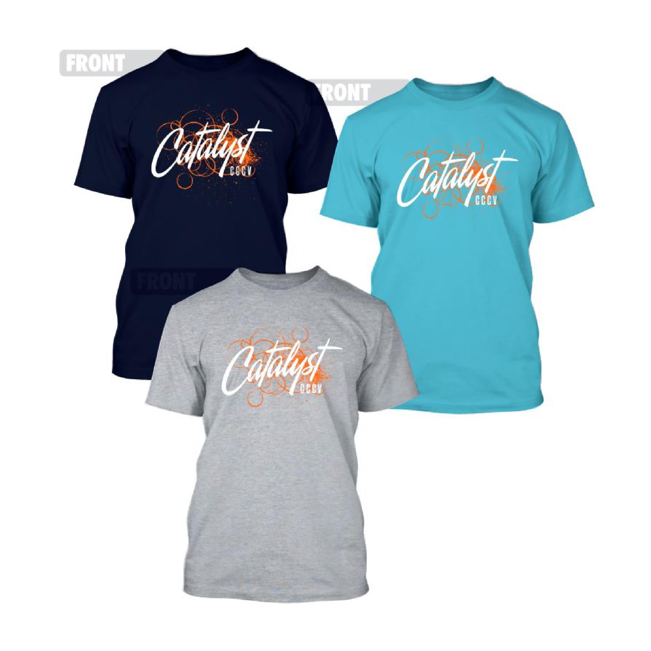 Pre-Order A Catalyst T-Shirt