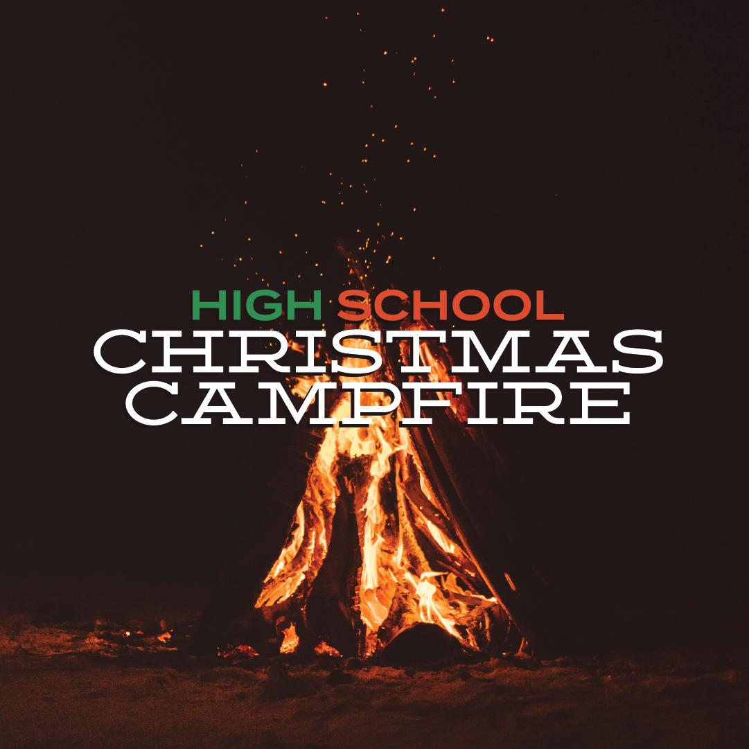 HS Christmas Campfire